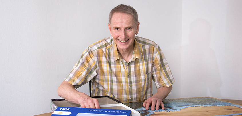 PaiBOSOFT - Einfache und schnelle Kommunikation zwischen Mensch & Maschine - Jürgen Bader